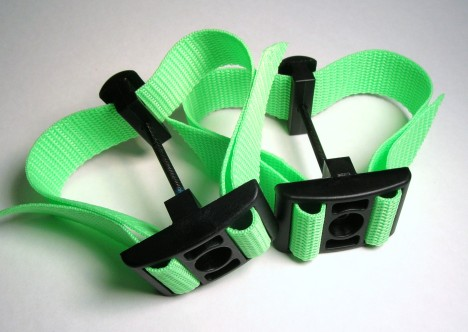 Re-assembled with photo friendly straps