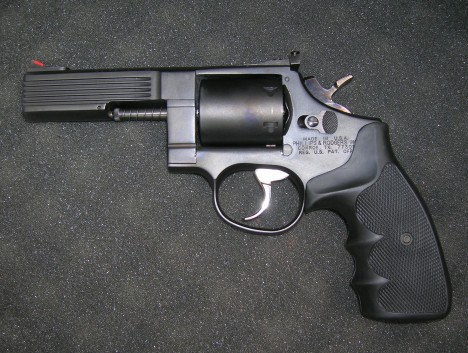 Phillips & Rodgers Medusa Multi-Caliber Revolver