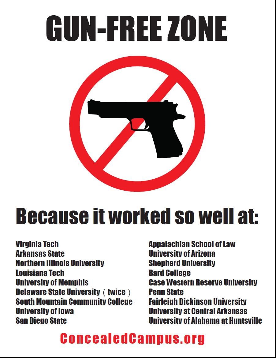 an argument in favor of weapons on a college campus Providing students in high school and college with free sample  argumentative essay against gun control  guns are not the only weapons that can be used at.