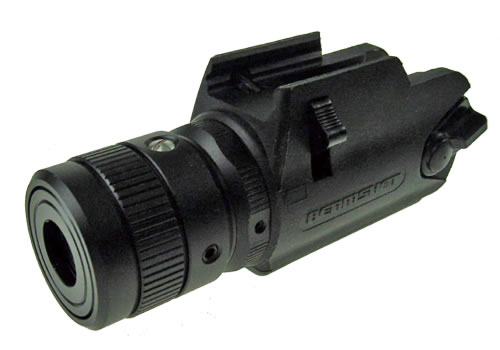 Predator Style 3 Beam Laser Sight (At Last!) | 1 With A Bullet