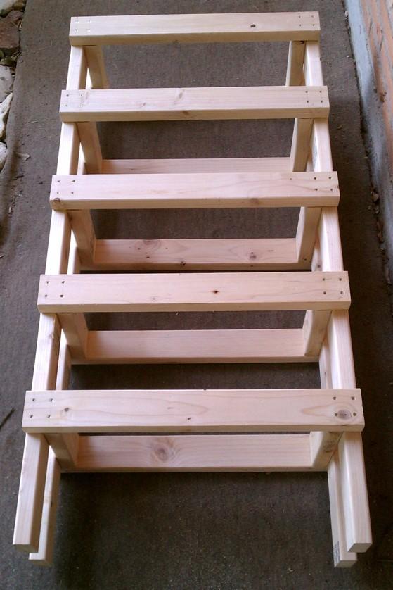 How To Build An Ammo Can Rack A K A The Overbuilt Shelf