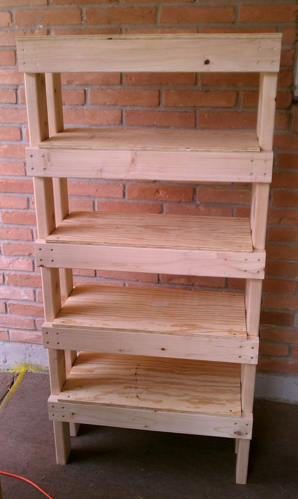 How To Build an Ammo Can Rack (a.k.a the Overbuilt Shelf Project) | 1 ...