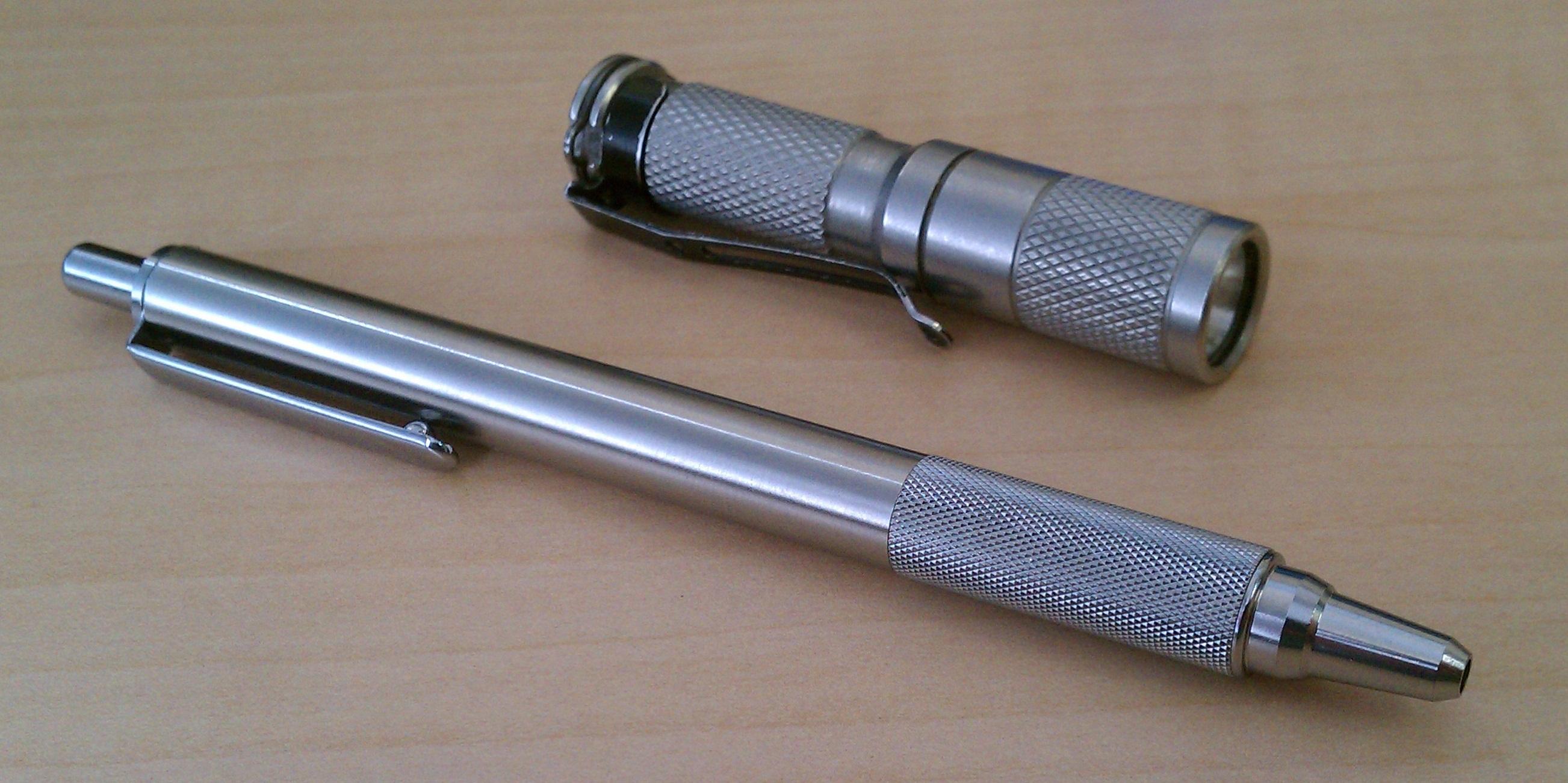 Zebra F701 F402 Tactical E Pen Mod How To You