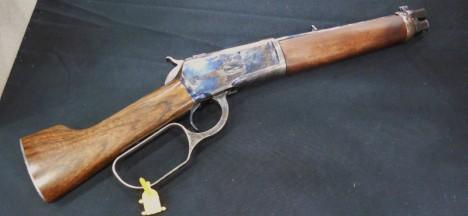 "Chiappa Firearms' new 9"" bbl Mare's Leg"